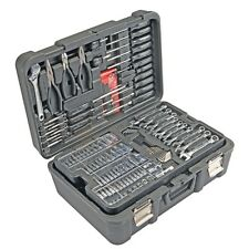 New 301 Piece Mechanic's Tool Set Kit Shop Garage Repair Lifetime Warranty