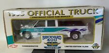 1/25 Brookfield 1995 Official Brickyard 400 Chevy Dually Crew Cab Truck Free SH