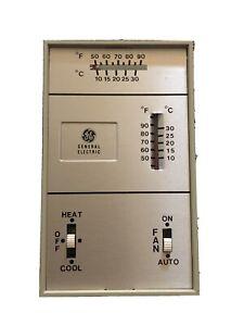 GE Goodman Heating Cooling Thermostat Model CHT18-60 Vintage Brand New NOS