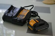 New 12v Dewalt DCB120 Lithium Battery & DCB112 12 volt Charger replce DCB100