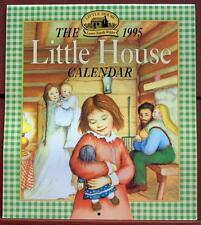 Little House On The Prarie / The 1995 Little House Calendar / Mint- condition!