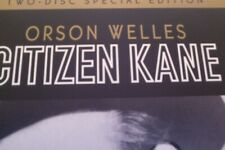 Cinema Classic/ Orson Wells/ Citizen Kane/ Special 2 Disc Edition