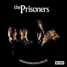 PRISONERS - THEWISERMISERDEMELZA (NEW EDITION)  CD NEW!