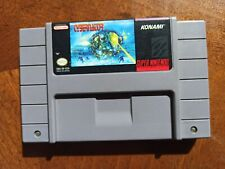 Cybernator (SNES, 1992) Authentic & Tested Cart Only