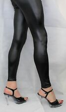 Super Shine Leather Look (PVC/Wet look) Footless Leggings High Quality