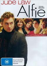 Alfie - Comedy / Romantic - Jude Law, Marisa Tomei - NEW DVD