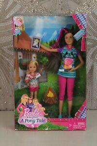 "Barbie & Her Sisters In A Pony Tale ""Skipper & Chelsea""  doll - PLEASE READ"