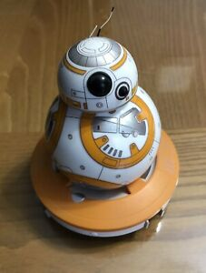 Star Wars  BB8 Sphero Orange and White The Force Awakens App Controlled Robot