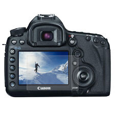 PULUZ for Canon 5D Mark III 9H Hardness Tempered Glass Screen Protector Cover