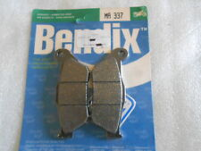 plaquette de frein avant YAMAHA X-MAX 125 05-09 X-CITY SKYCRUISER BENDIX MA 337