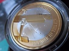 2017 WW1 The War in the Air Aviation Silver Proof £2 Pound Coin MINT CONDITION