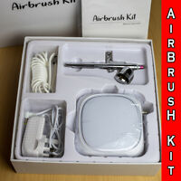 Airbrush KIT Compressor Spray gun Makeup Tattoo model painting cake decorations