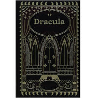 Bram Stoker Dracula and Other Horror Classics Leatherbound Classic Hardback NEW