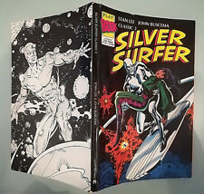 PLAY PRESS  CLASSIC 3 -  MARVEL - SILVER SURFER - PLAY BOOK  N° 13  1991 -  4/18