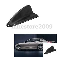 Carbon Fiber Shark Fin Rear Top Roof Antenna Base FM For BMW E90 E92 E46 E60 E39