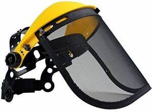 Oregon Browguard & Steel Mesh Visor Combination for Strimming Q515064