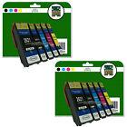 ANY 10 cartouches d'encre pour Epson XP-510 XP-520 XP-600 XP-605 non-feo e2621-4