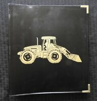 NEW HOLLAND FORD TV140 BIDIRECTIONAL TRACTOR LOADMASTER ATTACHMENTS SALES MANUAL