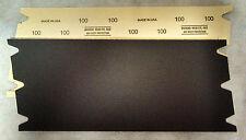 "Floor Sander Sandpaper - Drum Sander -8"" x 19 1/2"" 100g"