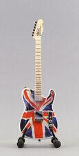 Ba 29 Union Jack - Telecaster - Miniature Guitare UK (Royaume-uni) / GB