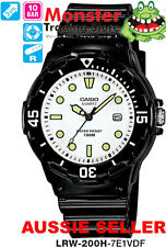 AUSTRALIAN SELLER CASIO WATCHES LRW-200H-7E1V LRW200 LRW200H 12 MONTH WARANTY