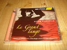 Astor Piazzolla Le Grand Tango EICHHORN BERGER Cello GALLARDO Piano SWR CD NEW