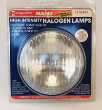 Intermatic Malibu 14 WATT High Intensity Halogen Lamp LV504 Low Voltage  NOS