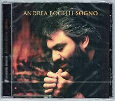 Andrea BOCELLI SOGNO The Prayer Un Canto della Terra Celine Dion Ennio Morricone