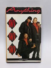 Anything [Single] by SWV (Cassette, Apr-1994, RCA)