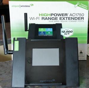Amped Wireless AC1750 range extender