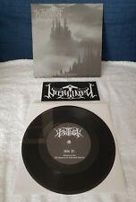 """Pantheon - Pantheon 7"""" single Vinyl Black Metal 2006 US DEP2"""
