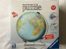 Nueva Marca Ravensburger 540 Pieza 3D Rompecabezas-Mundo Globo Puzzleball
