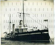 Royal Navy photo HMS Leda 1900s torpedo gunboat alarm class sheerness Aug 02