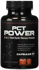 #1 Post Cycle Therapy (PCT) Supplement - All Natural 3-in-1 PCT Supplement Wo...