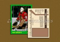 Tony Esposito - Chicago Black Hawks - Custom Hockey Card  - 1972-73