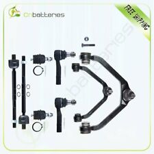 8x Front Upper Ball Joint Tie Rod End Kit Suspension For 1998-2001 Ford Ranger