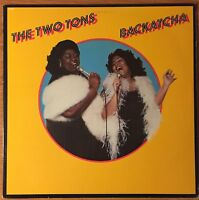 The TWO TONS OF FUN ~ Backatcha 1980 DISCO LP Fantasy Honey Records NM