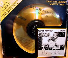 Audio Fidelity GOLD CD AFZ-070: Randy Newman - 12 Songs - OOP 2010 Ltd Ed SEALED