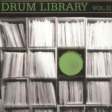 DJ Paul Nice - Drum Library Volume 11 (Vinyl LP - 2014 - US - Original)