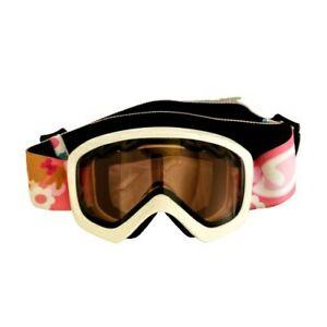 Toddler Kids Girls GIRO Winter Ski Snowboard Goggles Amber Rose lenses Small