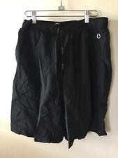 Sugoi Padded Lining Cycling Shorts Mountain Biker Men's Size Large Black