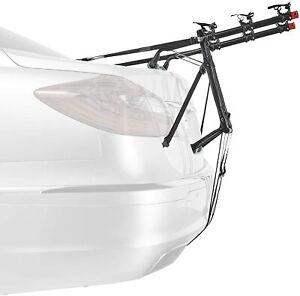 Allen Sports Deluxe Trunk Mount 3-Bike Carrier, Model 103DN-R - New & Best