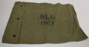 Ralph Lauren Vintage Explorer Compass RLL 1967 Breakfast Pillow Cover W/O Tags