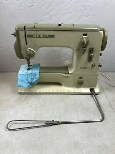 Vintage Bernina 530-2 Sewing Machine Made In Switzerland