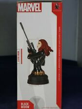Marvel Black Widow Mini Bust