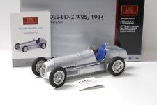 1:18 CMC Mercedes-Benz W25 Silberpfeil 1934 silver NEW bei PREMIUM-MODELCARS