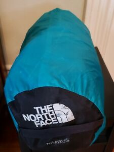 The North Face Nimbus Blue 2 Person Tent Used Once Missing Rainfly EUC