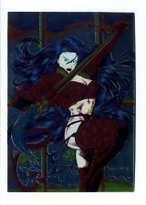Comic Images 1995 Shi All Chromium Card #89 Juan Carlos