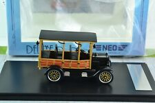 NEO 46770 FORD 1925 Model T Woody Car 1/43 Scale