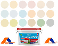 Fassadenfarbe, Aussenfarbe, gelb, blau, beige, grün, rot,grau RAL, NCS, Brillux